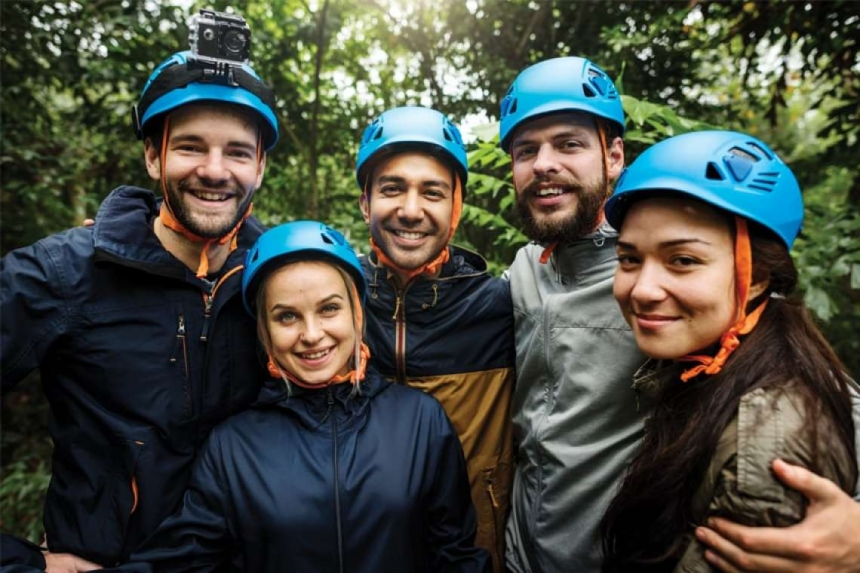 Outdoor Corporate Team Building Activities